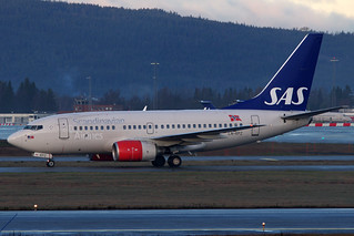 SAS Boeing 737-683 LN-RPZ at ENGM/OSL November 19th 2013 | by Ole Johan Beck