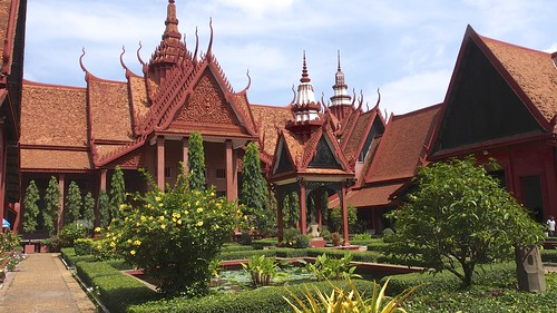 National Museum of Cambodia | by Clay Gilliland