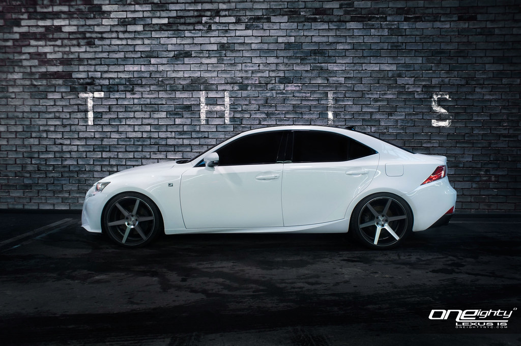 2014 Lexus IS350 F-Sport by ONEighty   We had the ...