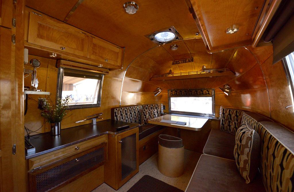 ... Airstream Trailer Interior, Palm Springs 2014 | By Gord McKenna