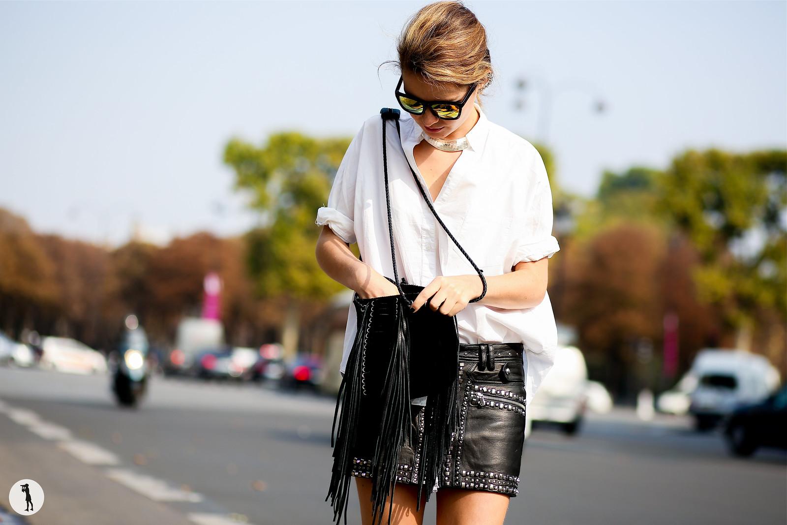 Mathilde Margail - Paris fashion week RDT SS15 (5)