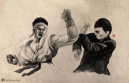 IP MAN VS RYU STREET FIGHTER