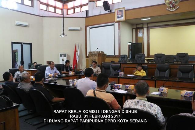 Kegiatan Komisi Bulan Februari