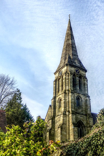 St Mary's Church, Abberley