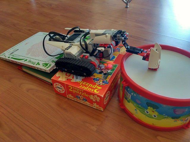 Learning with EV3