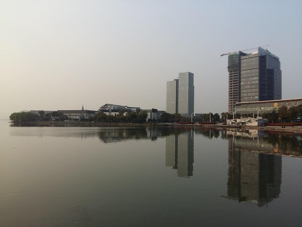 Dushu Lake, Suzhou