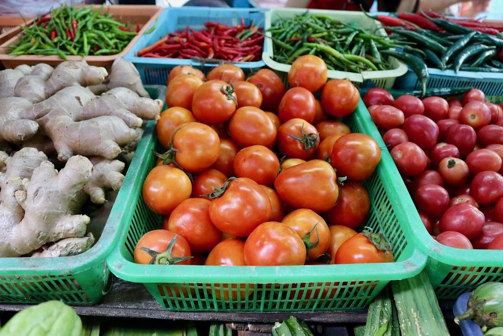 9 Vegetables