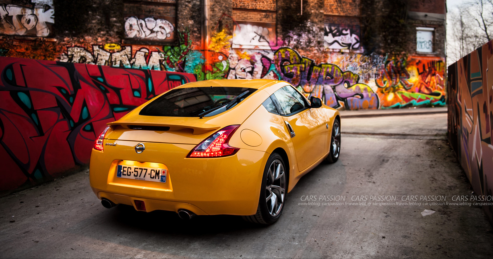 essai nissan 370z plaisir en toute discr tion blog auto cars passion. Black Bedroom Furniture Sets. Home Design Ideas