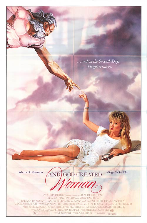 And God Created Woman - Poster 3