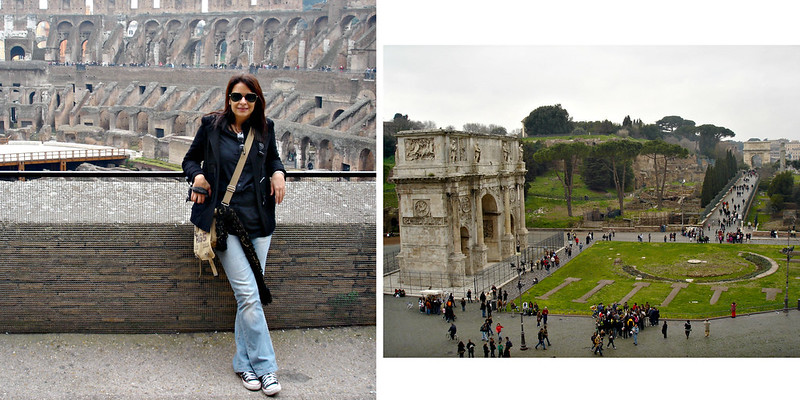 Roteiro por Roma
