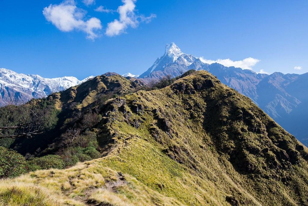 The Annapurna trip