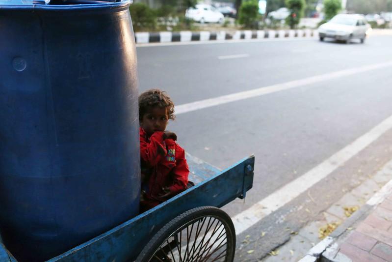 Mission Delhi - Salma, Lodhi Road