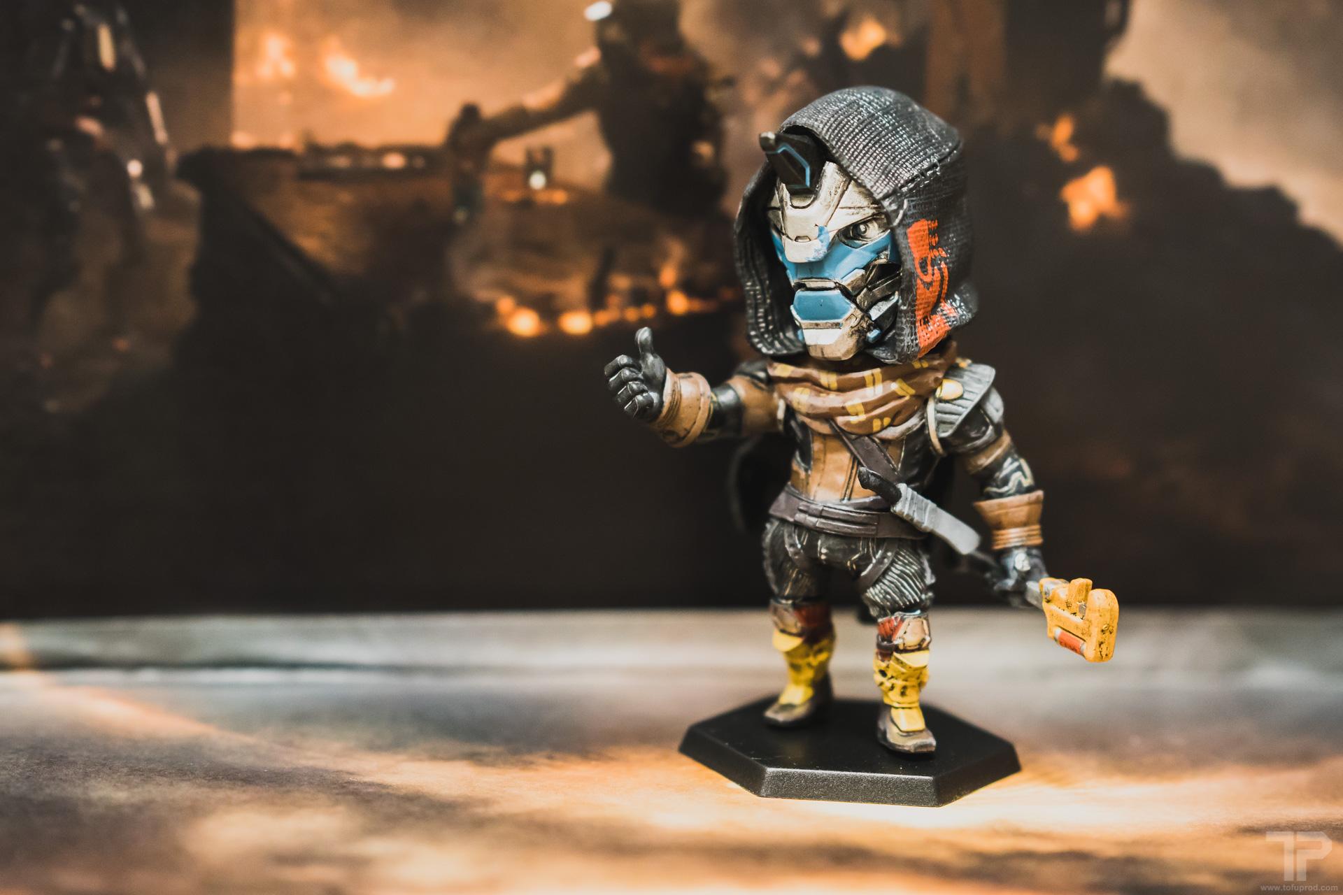 cayde-6 destiny 2 pre-order figure