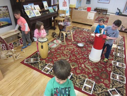 drumming time