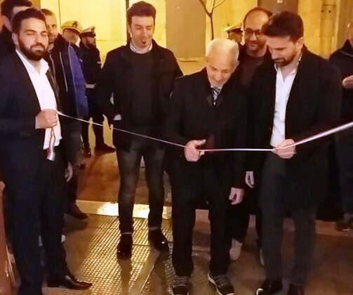 Noicattaro. Inaugurazione mostra Dibenedetto intero