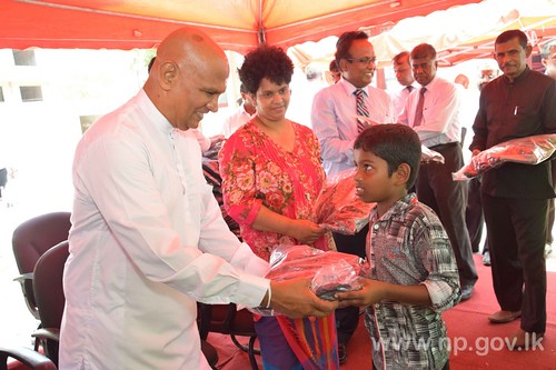 Sinhala Tamil New Year Celebration at Governor's Secretariat