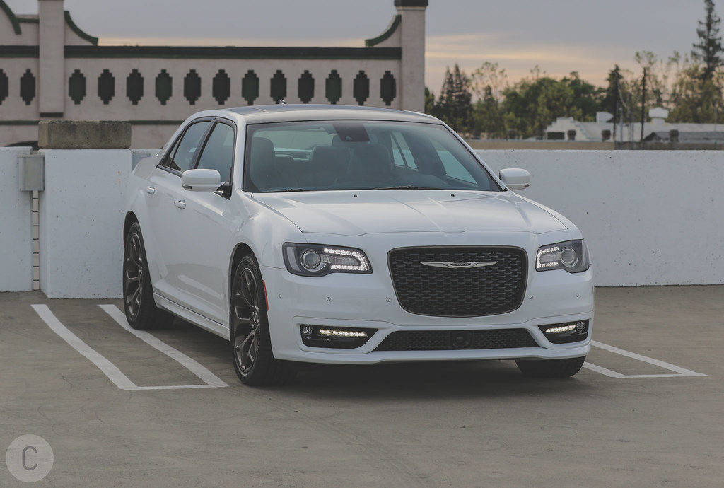 2017 Chrysler 300S Alloy Edition is in the CF Garage