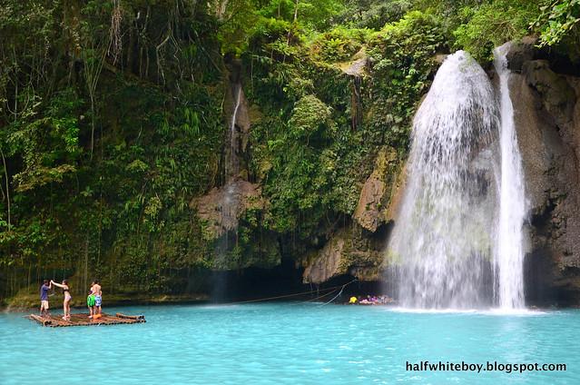 halfwhiteboy - kawasan falls, badian, cebu 11