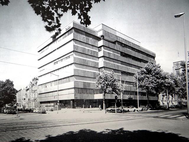 Kantoor OGEM Mathenesserlaan 1966 Kraaijvanger