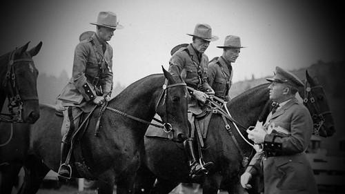The Gray Riders