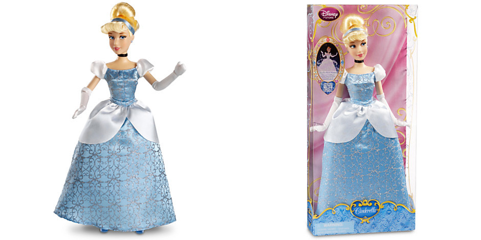 New Disney Store Doll For