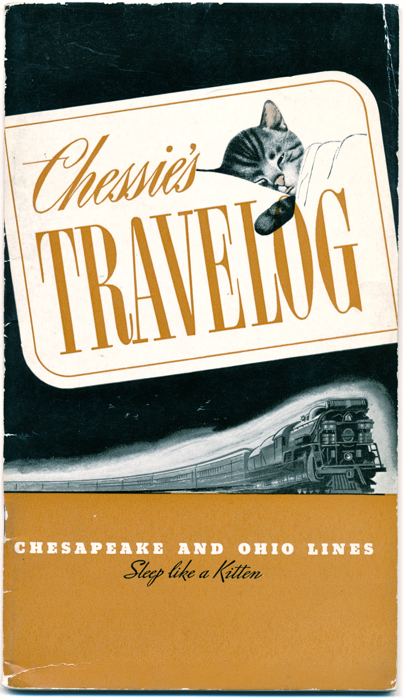 Chesapeake and Ohio Railway - 1940