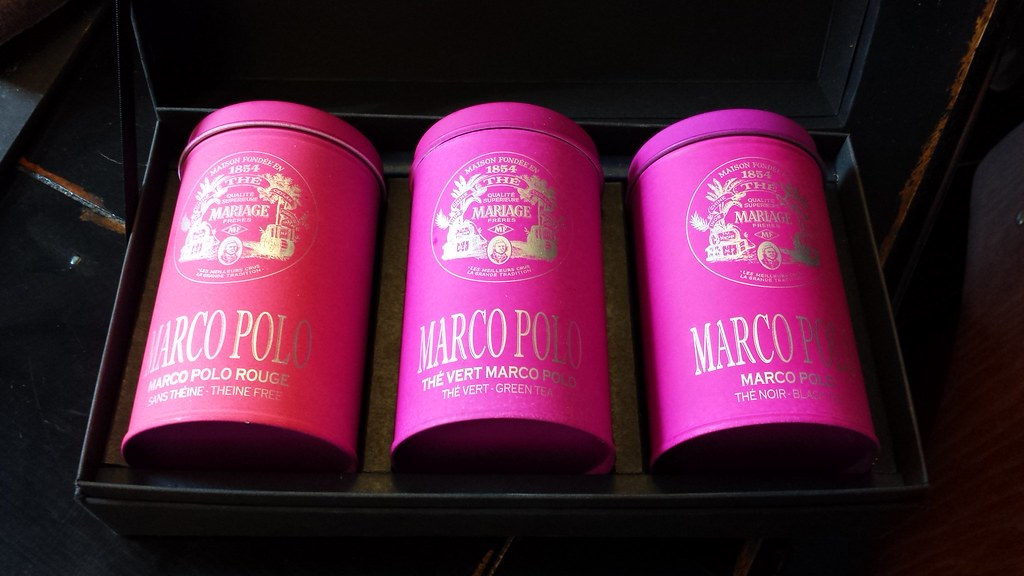 tea canisters mariage frres marco polo by csaetre - Mariage Freres Nancy