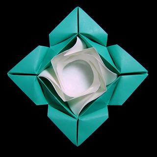 origami heart petal and rose box origami heart petal and