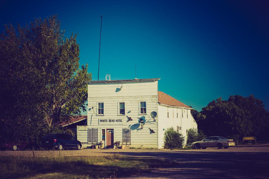 White Bear Hotel Saskatchewan