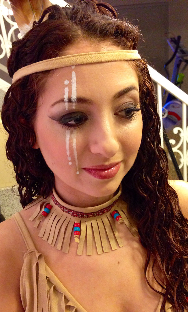 Native American Inspired Makeup Tina Soares Flickr