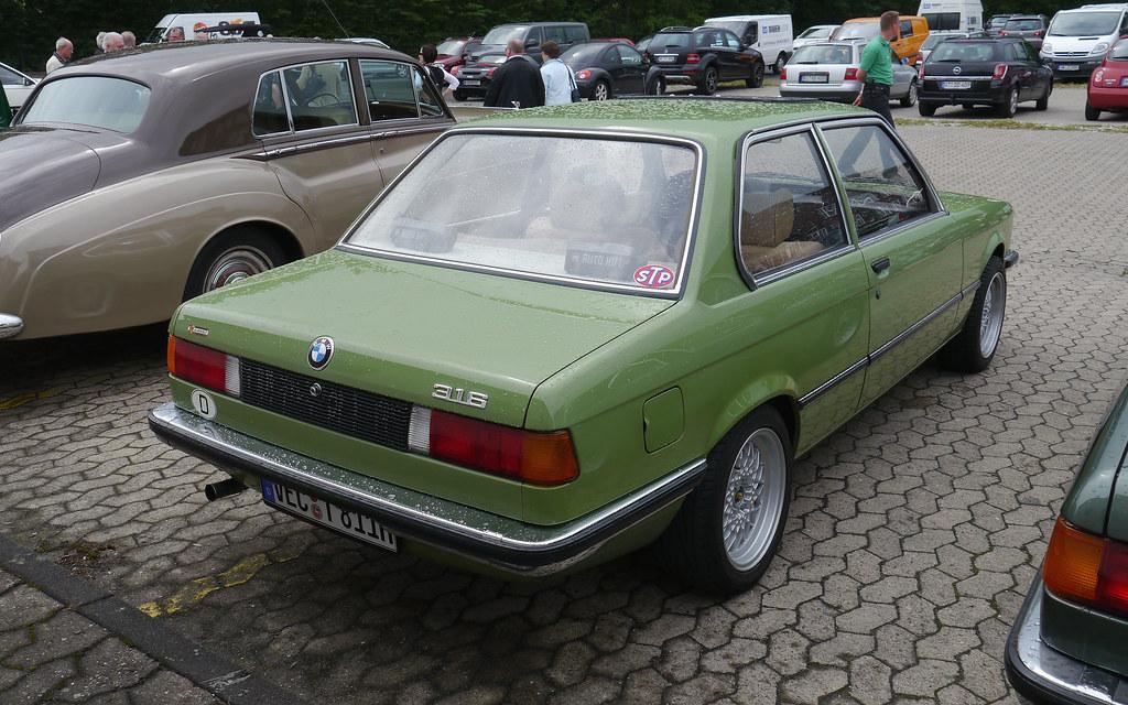 BMW 316 (1978/79, E21) | Opron | Flickr