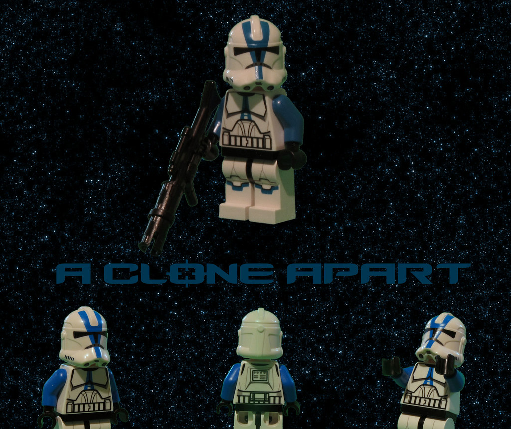 A Clone Apart: Ahh... Memories. Any One Else Remember