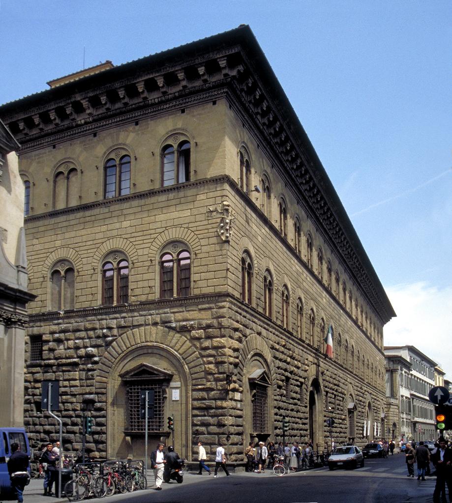 Palazzo Medici-Riccardi   Style period: Italian, Quattrocent ...
