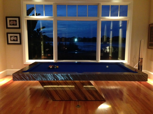 catalina pool table by mitchell custom pool table by mitch flickr rh flickr com Gandy Pool Table Anniversary Gandy Pool Table Company