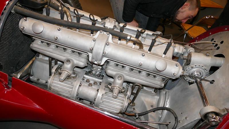 Alfa Romeo 308 Monoposto 1938 - Retromobile Paris 2017 32475167200_980cfc2c28_c