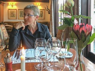 Dinner Menu im Drostdy Hotel