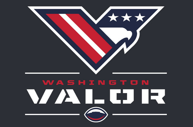 Washington Valor logo