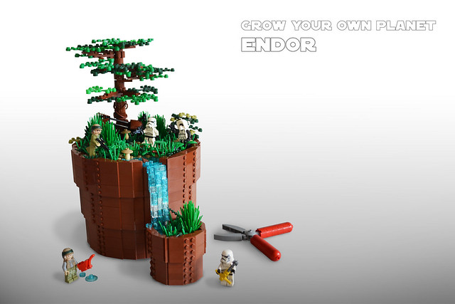Grow your own Planet - Endor (IDSMO2017)