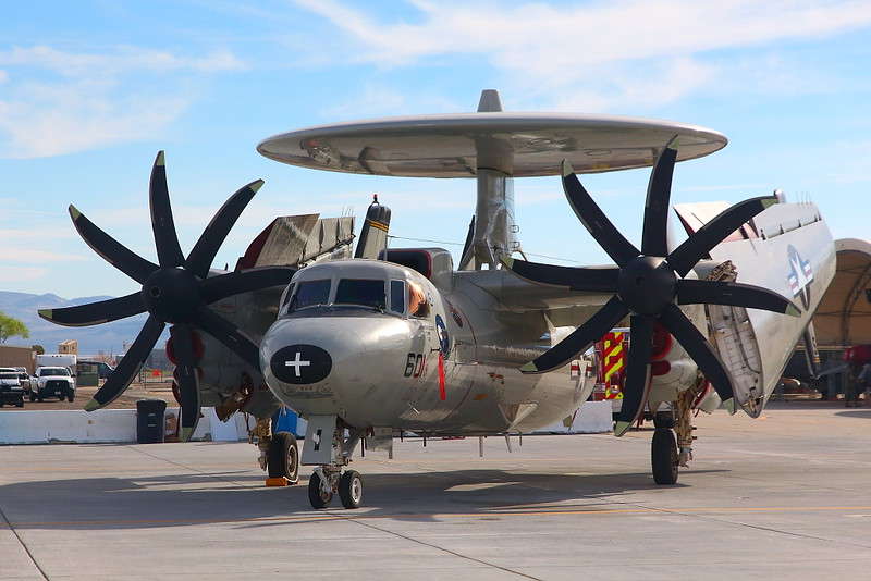 IMG_2479 E-2C Hawkeye, NAWS China Lake Air Show