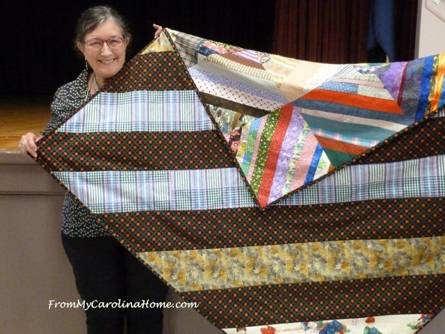 Grand Strand Quilters 22 Carole