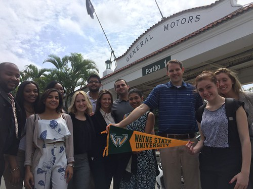 2017 Study Abroad in Brazil