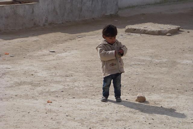Siria: un progetto per i bambini colpiti da disturbi post traumatici da stress