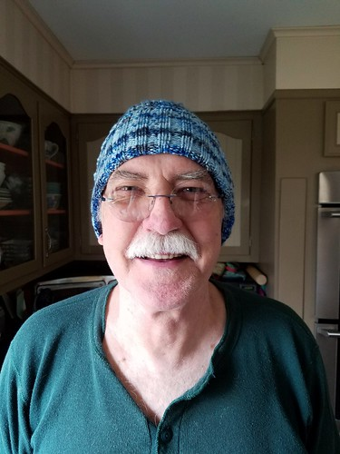 Dad in His Hat