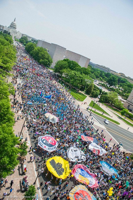 Editor's Choice: Peoples Climate March 2017