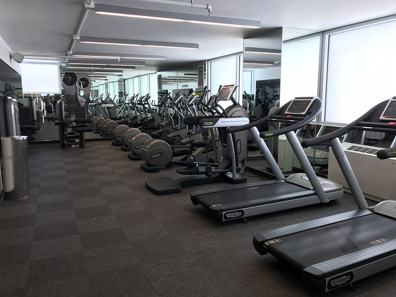 W Las Vegas Gym