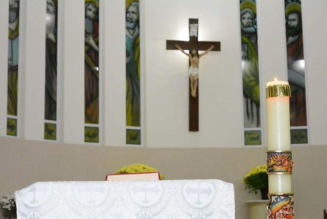 Santa Missa de Páscoa