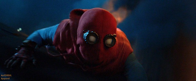 Spider-Man Homecoming HomeMade Spider Suit