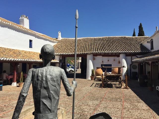 Venta del Quijote en Puerto Lápice (Ciudad Real)