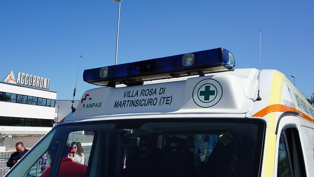 Gara di primo soccorso - Ancona 2017