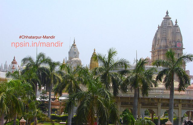 Chhatarpur Mandir () - Dr Ambedkar Colony, Chhattarpur New Delhi Delhi New Delhi